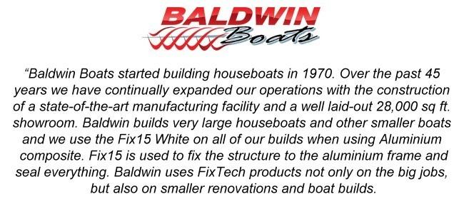 Baldwin Boats Testimonial